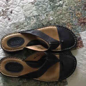Shoes - Born leather sandles